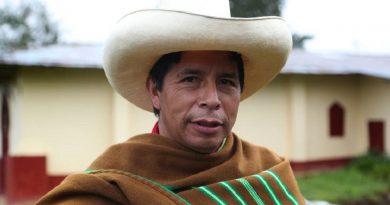 Peruvian presidential candidate Pedro Castillo (Photo: El Nuevo Herald)