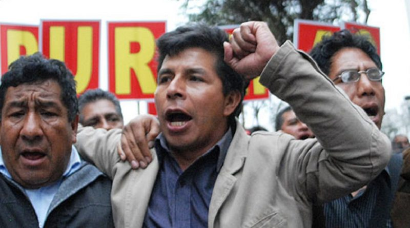 Pedro Castillo (Photo: Diario Expreso)