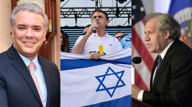 Latin America's Authoritarians Back Israel