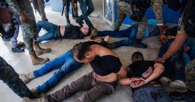 Haitian Govt: Colombian Mercenaries Behind President's Assassination