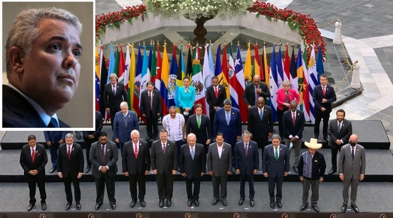 Colombia Further Isolated After CELAC Summit