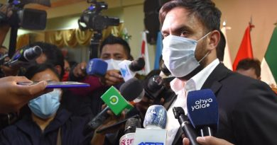 Bolivia Seeks Extradition of Fernando Lopez from Brazil